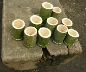 竹コップs
