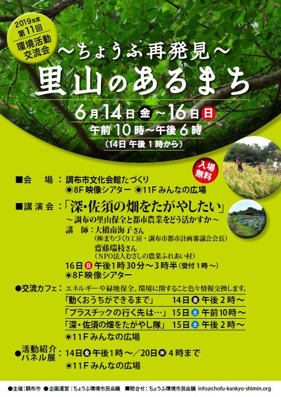 環境活動交流会2019